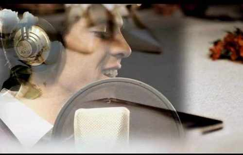 Kaka singing.