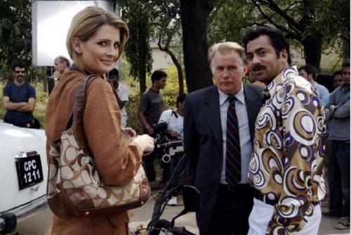 Kal Penn as Motwani in 'Bhopal: A Prayer for Rain'
