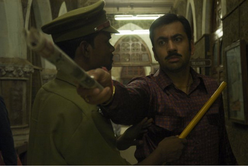 Kal Penn as Motwani in 'Bhopal: A Prayer for Rain'