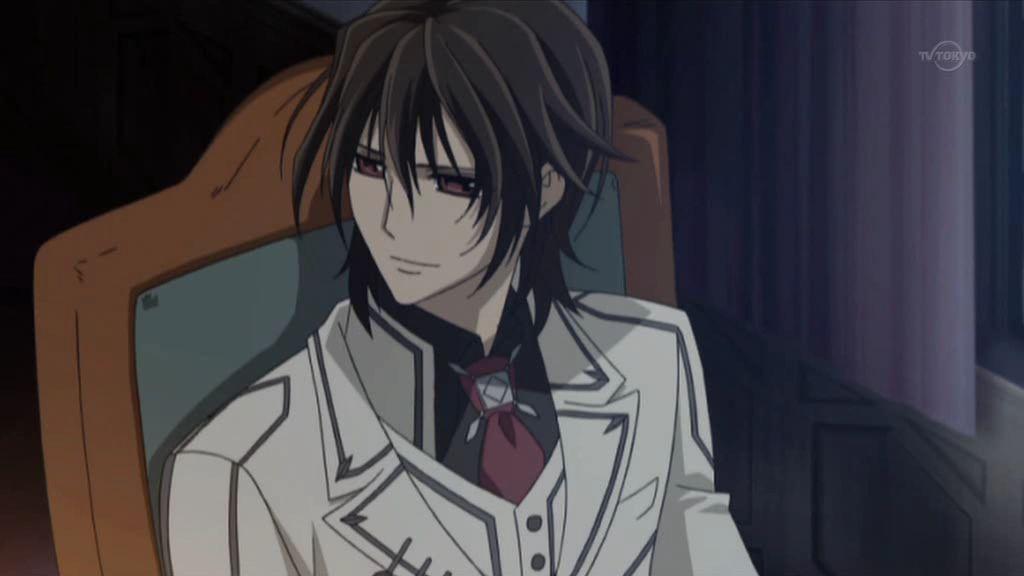 Anime Vampire Red Eyes