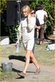 Kate Bosworth: Barefoot for 'BFF & Baby'