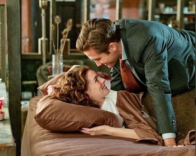 pictures of anne hathaway in love and. Love and Other Drugs Stills