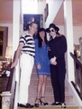 MJ and Fans - michael-jackson photo