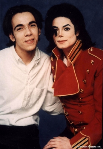 MJ and his ファン «3