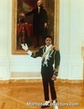 MJ at White house - michael-jackson photo