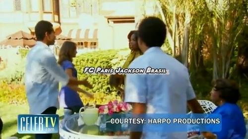 MJ's Mom Katherine Jackson and His Kids on Oprah 11/8/2010
