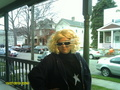 Me as Lady Gaga for Halloween ;)