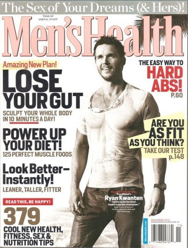 Men's Health November 2010