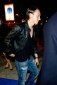 Mesut went to the closing party of the 音乐电视 EMAs