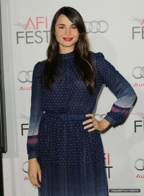 "Mia Maestro - AFI Fest 2010 Screening Of ""Abel"""