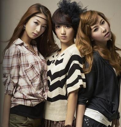 Minha, バイオレット & Hyemi