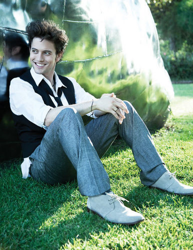 Jackson Rathbone wallpaper titled More 'Zooey Magazine' Outtakes