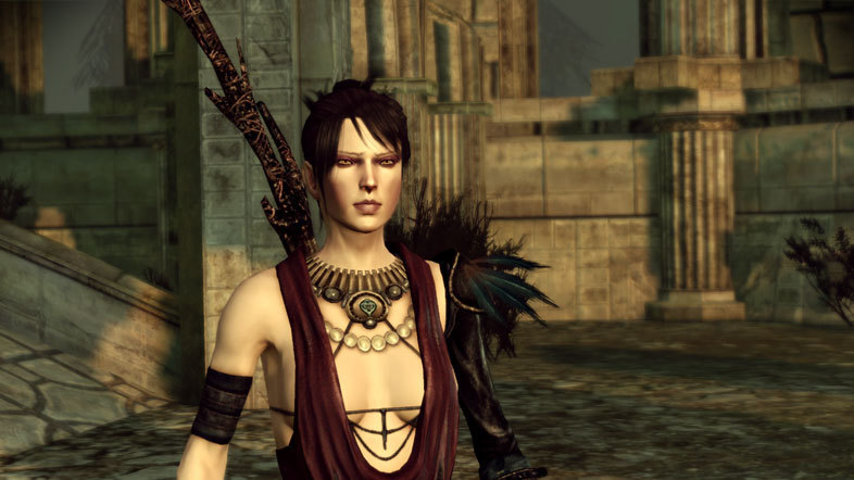 Morrigan - Dragon Age: Origins