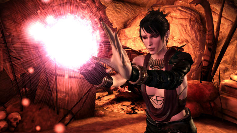 Dragon Age Origins Images Morrigan Wallpaper And Background Photos
