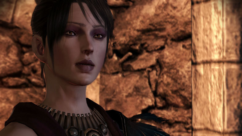 Dating morrigan dragon age