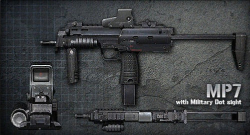 Mp7 - guns Photo