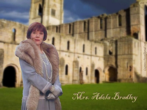 Mrs. Adela Bradley (1) - diana-rigg Wallpaper