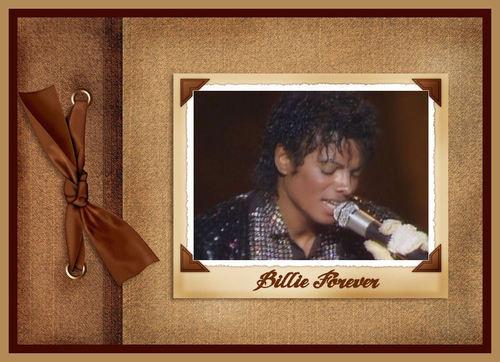 My Billie ...