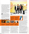 My Chemical Romance Feature in the November 13 2010 Issue of NME - my-chemical-romance photo