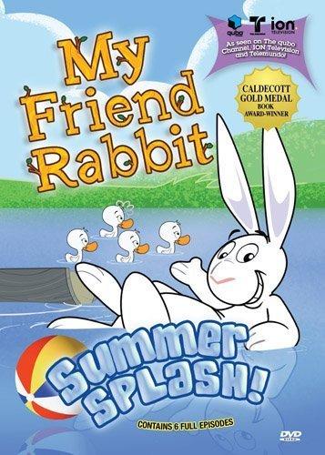 My Friend Rabbit: Summer Splash DVD