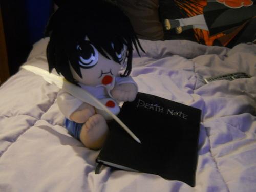 My এল-মৃত্যু পত্র doll