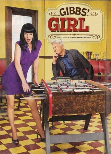 NCIS - TV GUIDE (gabby version manip - fake)