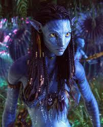 Avatar پیپر وال entitled NEYTIRI RETURNS