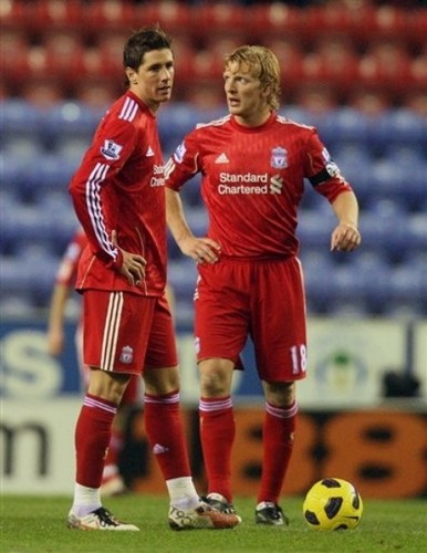Nando - Liverpool(1) vs Wigan Atlethic(1)