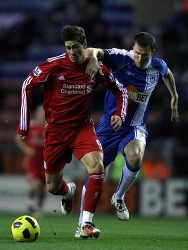 Nando - Liverpool(1) vs Wigan Atlethic(1)