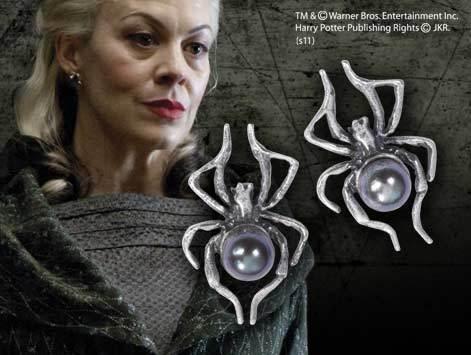Narcissa's araña Earrings