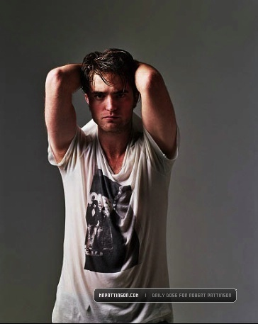 New Outtakes With Robert Pattinson