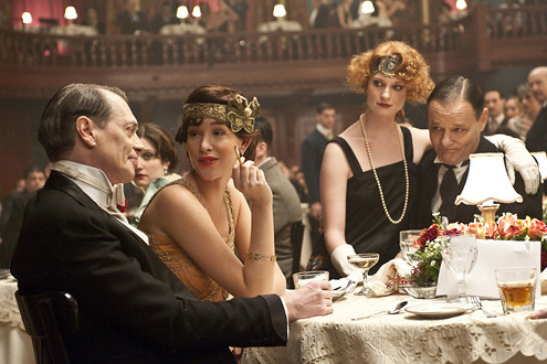 Nucky Thompson & Lucy Danziger