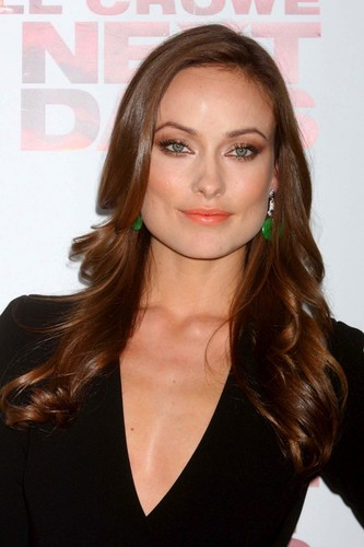 Olivia Wilde @ the New York Premiere of 'The suivant Three Days'