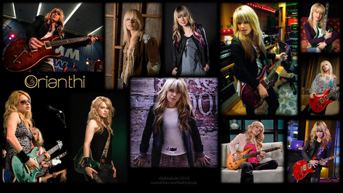 Orianthi wallpaper possibly with anime entitled Orianthi wall (1920x1080)