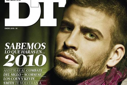 Gerard Piqué wallpaper probably containing anime and a portrait entitled Piqué sexy