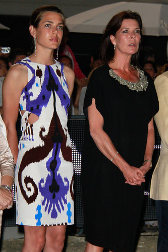 Prinzessin charlotte Casiraghi Hintergrund called Princess Caroline of Hanover