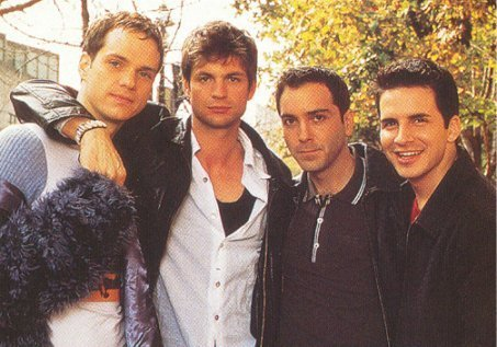 Queer As Folk 壁纸 entitled Queer As Folk cast