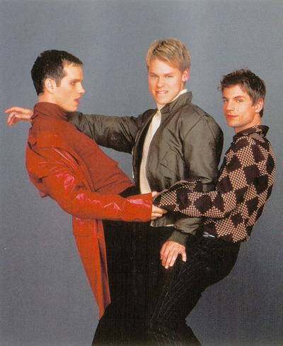 Queer As Folk 壁纸 with a business suit and a well dressed person called Queer As Folk cast