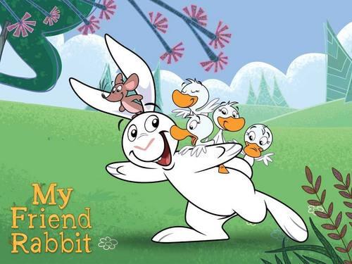 Rabbit, 老鼠, 鼠标 and the Gibble 鹅 Girls