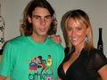 Rafael Nadal and Sexy Mexican reporter Ines Sainz