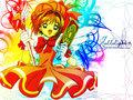 cardcaptor-sakura - Rainbow Sakura wallpaper