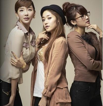 Rana, Sera & hyuna
