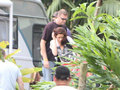 Robert Pattinson & Kristen Stewart are ready to waterfall...... - twilight-series photo