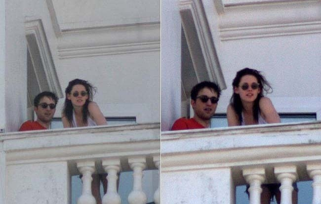 Robsten at Capacabana Palace-7.11.10