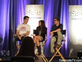 Sam Witwer, Sam Huntington & Meaghan Rath @ SyFy's 'BEING HUMAN press panel!!