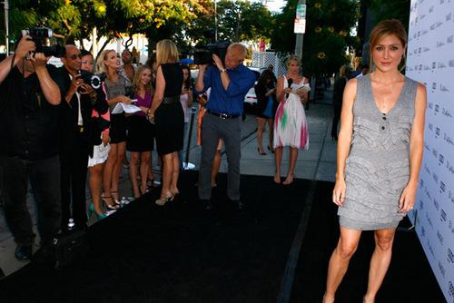 Sasha @ Vogue's 1-Year Anniversary Party