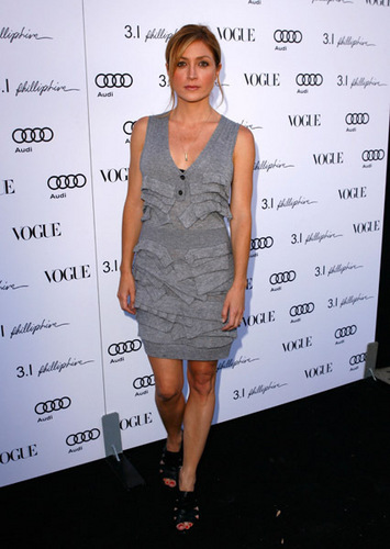 Sasha @ Vogue's 1-Year Anniversary Party