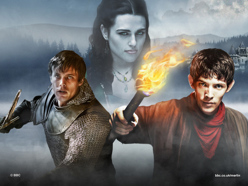 Season 3 - merlin-on-bbc Wallpaper