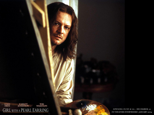 Colin Firth wallpaper titled Sexy long Hair