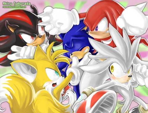 Sonic is a very জনপ্রিয় hedgehog o_O X3